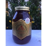 Honey 3 lb. Quart Jar - Napa Valley Wildflower